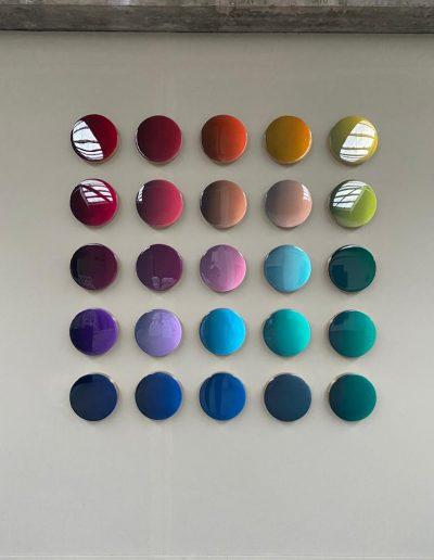 Corine van Voorbergen - Mono Palette 1