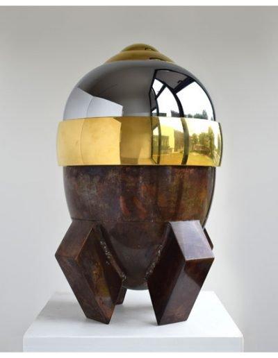 Iskander - Gold/ Copper Love