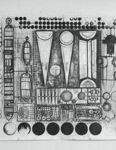 Lennart Creutzburg - Blueprint for the one moulded by enslavement