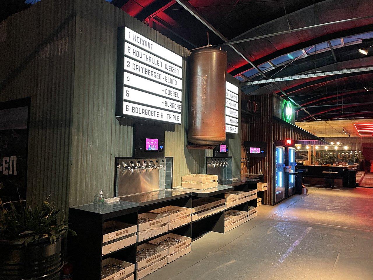MOYA & De Houthallen - Oosterhout - Oosterhout - Bar